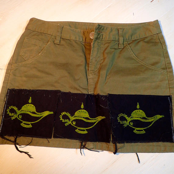 USED  SKIRT (HADOU) レディース  スカート