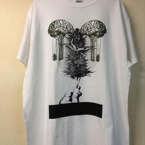 脳浸透 T-shirt