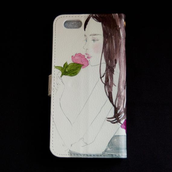 A Cloudy Dream iphone case 6/6s - rose girl