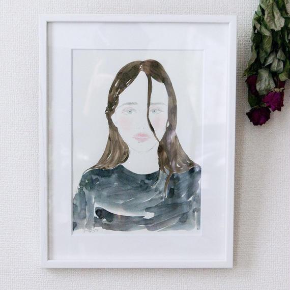 A4 FRAME(FOR ART PRINT)