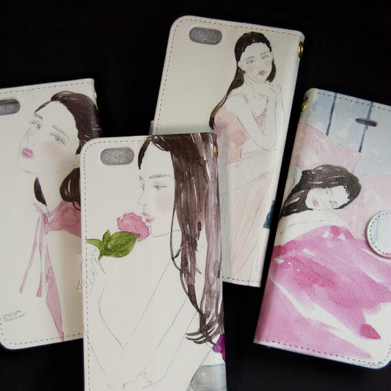 A Cloudy Dream iphone case 6/6s - ponytail girl
