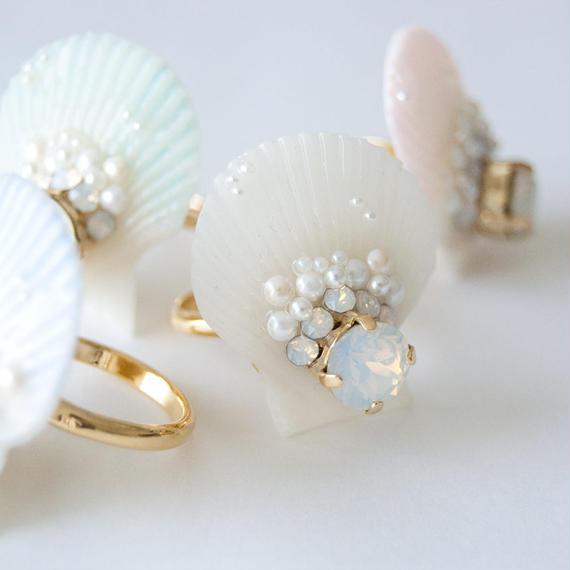 Luxury Sea Dream Ring