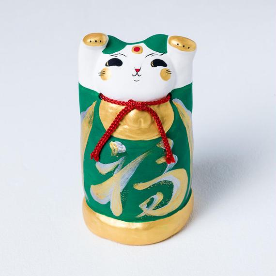 いろ猫(緑) - Iro neko