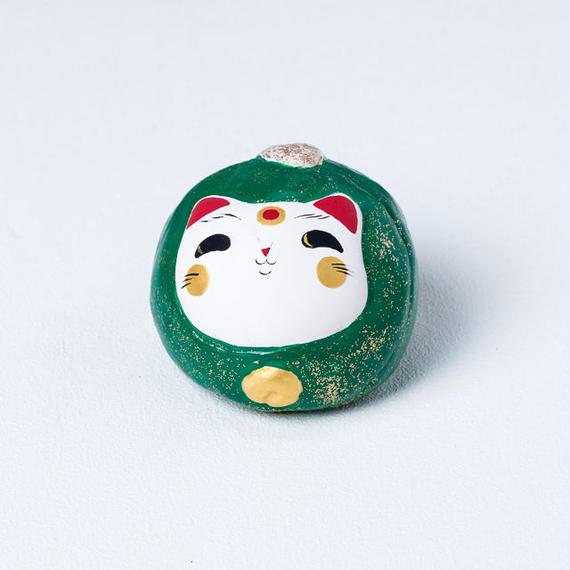 円満猫(緑) - En man neko