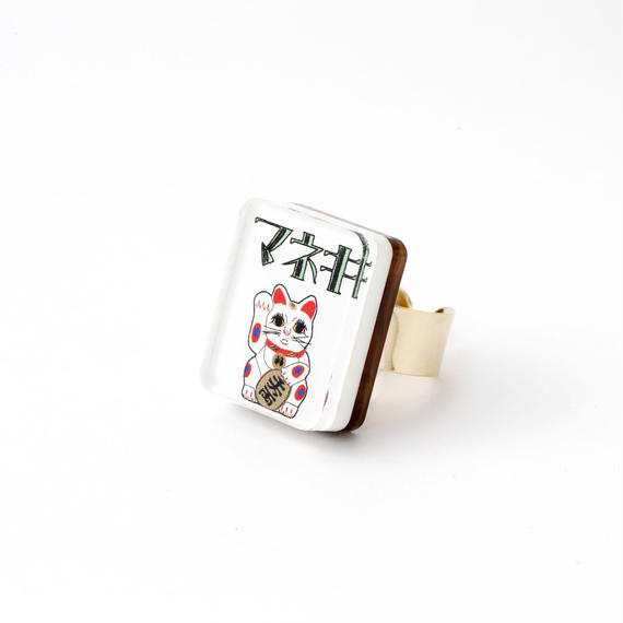 MIRAGE RING(CAT)