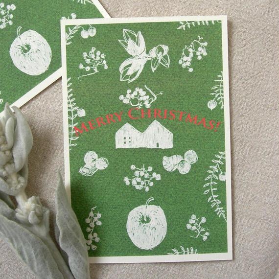 クリスマス・ポストカード 06