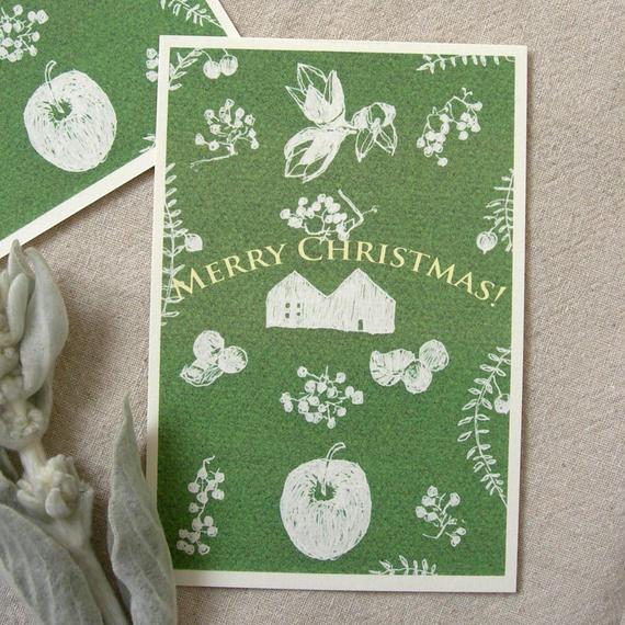 クリスマス・ポストカード 05