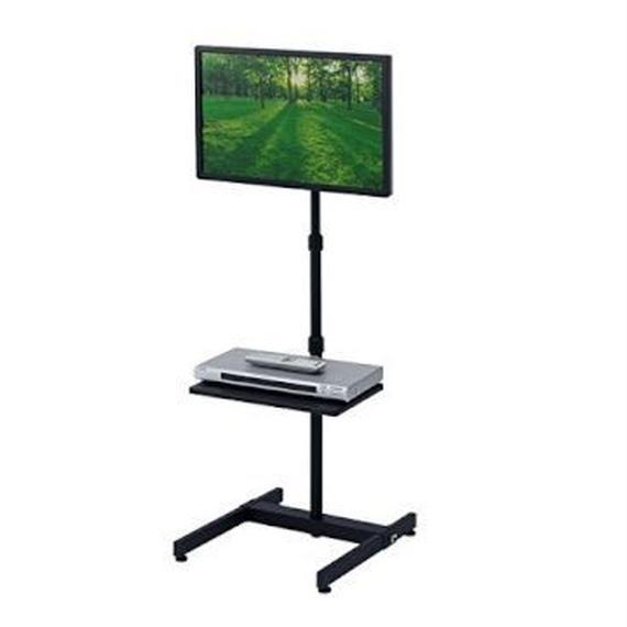 簡易液晶TV・ディスプレイスタンド モニタースタンド テレビスタンド 組み立て式 00323
