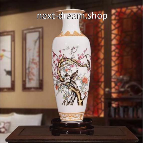 新品送料込  花瓶 壺 磁器 セラミック アンティーク ヴィンテージ 高級装飾 ホームインテリア 贈り物  m00546