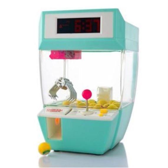 ミニクレーンゲーム目覚まし時計 おもちゃ テーブル時計 子供目覚まし時計 00377