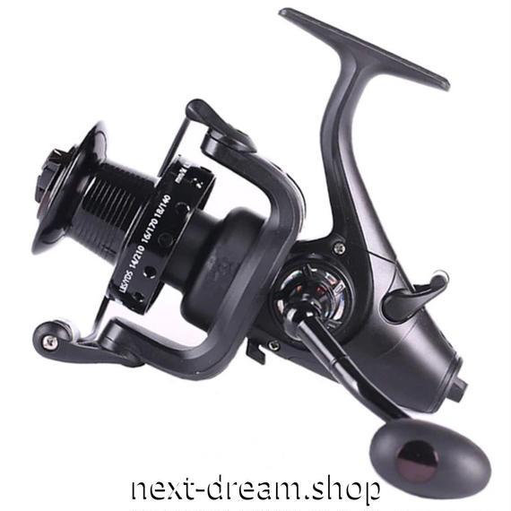 新品 スピニングリール 釣り道具 フィッシング 13BB 高速 高性能ベアリング 鯉釣り 黒 5000 6000番 m02002