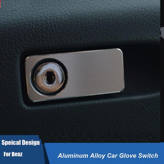 ベンツ カーインテリア 内装 グローブボックス キー 鍵 ダッシュボード カバー Mercedes-Benz h00540