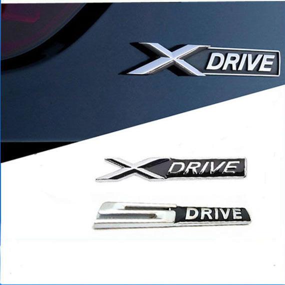 BMW 合金 X S DRIVE エンブレム ステッカー E36 E60 E90 h00289