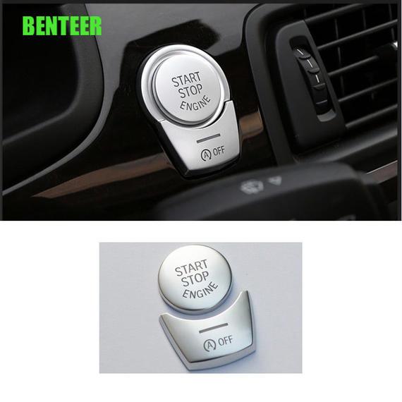 BMW エンジンボタンカバー 520 525 530 535 550 Mパワー パフォーマンス h00259