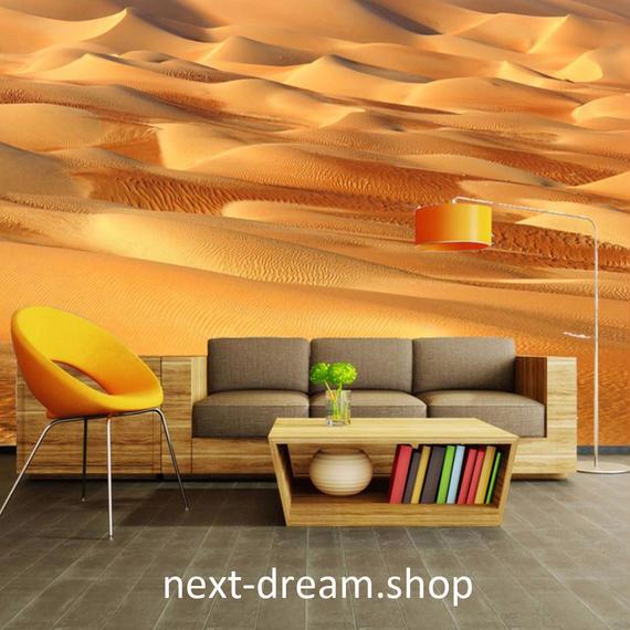 3D 壁紙 1ピース 1㎡ 自然風景 砂漠 おしゃれクロス インテリア 装飾 寝室 リビング h02165