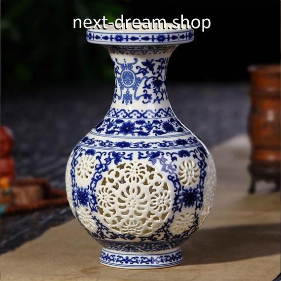 新品送料込   高級花瓶 セラミック ヴィンテージ 装飾 ホームインテリア 贈り物  m00526