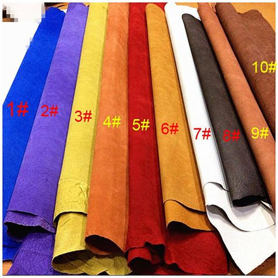 レザー 加工用素材 スキンレザー 色各種有 ハンドメイド u00006
