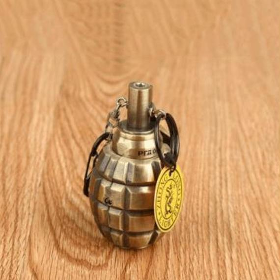 手榴弾型ライター 軍事爆弾ライター トーチライター 喫煙ライター 00355