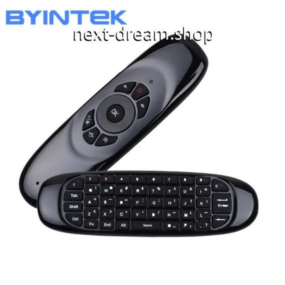 新品送料込   ワイヤレスキーボード プロジェクター ゲーム 充電式 2.4GHz   m00522