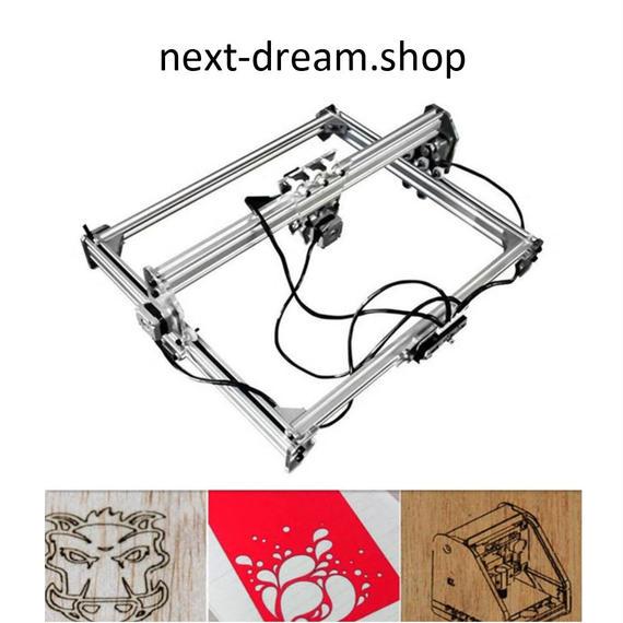 レーザー彫刻機 65x50cm  デスクトップ木材カッター/プリンター/電源調節可能 新品送料込 m00228