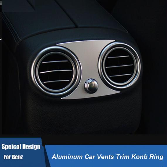 ベンツ カーインテリア 内装 エアコン カバー トリム YUNC Mercedes-Benz h00536