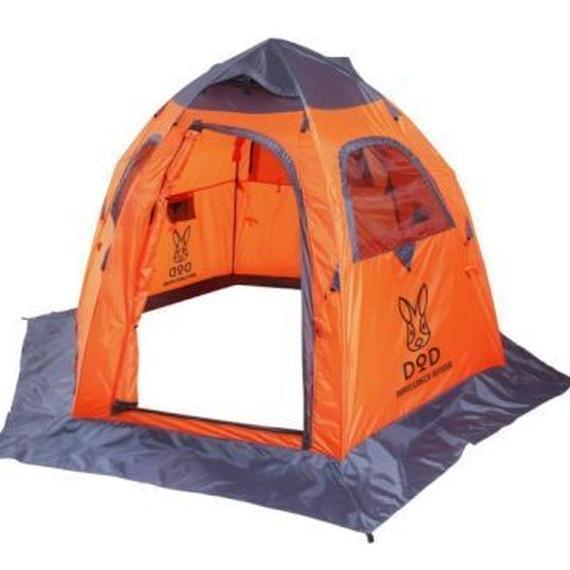 紐を引くだけ簡単設営  ワカサギ釣り テント ペグ おすすめ 3人 00325