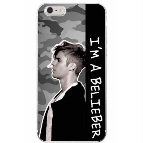 iPhone case ジャスティンビーバー 0068