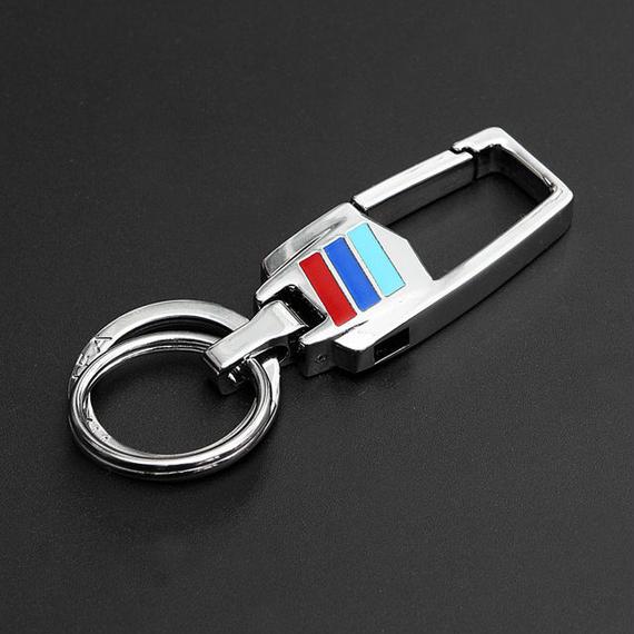 BMW キーリング Mパワー Mパフォーマンス E46 E52 E53 E60 E90 E91 E92 E36 F30 F20 F10 F15 M3 M5 X1 E60 h00273