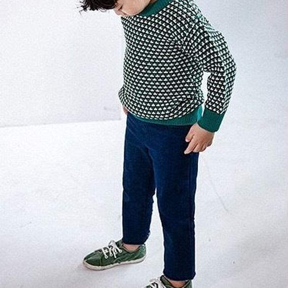 cut off denim pants