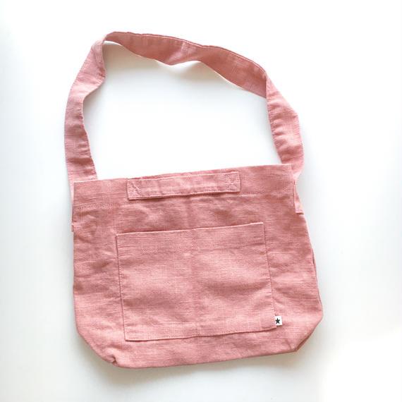 pink sholder bag