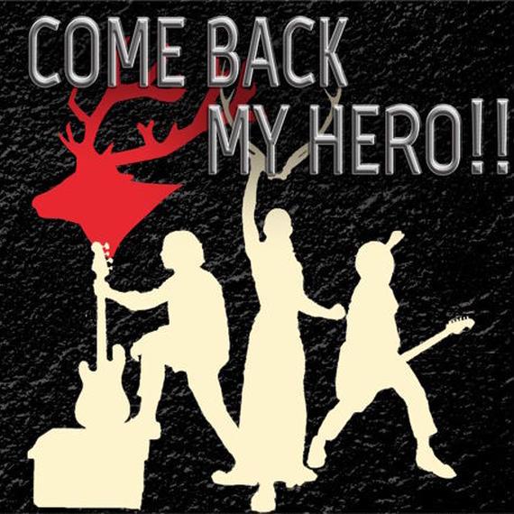 2nd Album「COME BACK MY HERO!!」