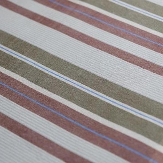 『ぶどう畑のストライプ』holo shirts.オリジナルファブリック