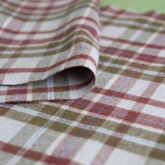 『ぶどう畑のフランネル』holo shirts.オリジナルファブリック