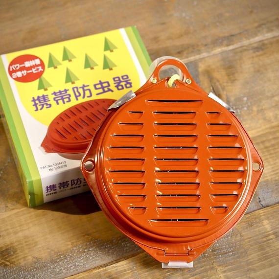 モチヅキ 携帯防虫器