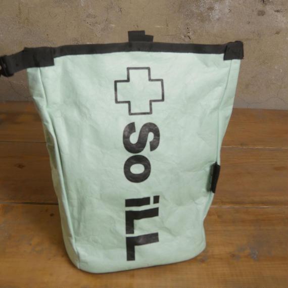 SOIL / Tyvek Rolldown Chalk Bucket Seafoam
