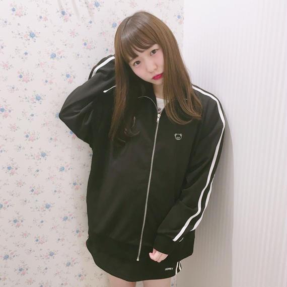 183CS0882【unisex】シナモンくん刺繍ジャージ