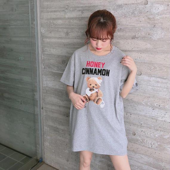 182CS68【unisex】COLDシナモンTシャツ