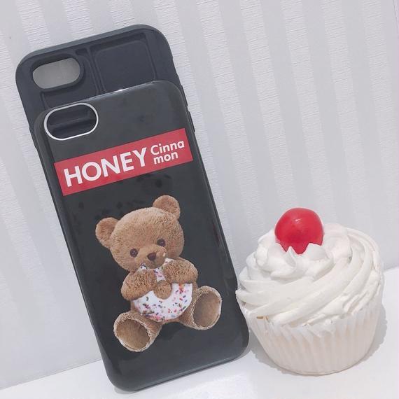 182BC41 ドーナツシナモン iPhone6,6S,7,8スライドケース