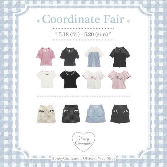 Coordinate Fair♡