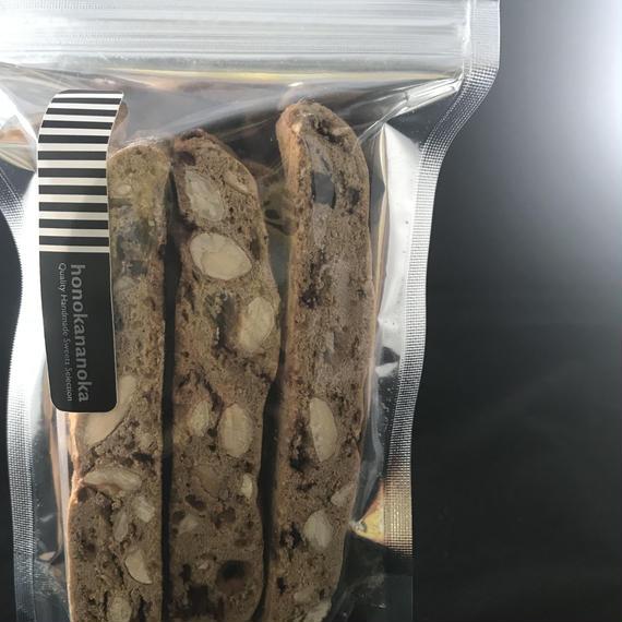 米粉ビスコッティ  黒糖&アーモンド 6本入