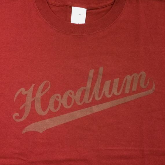 Hoodlum LOGO T-SHIRTS [AMY]