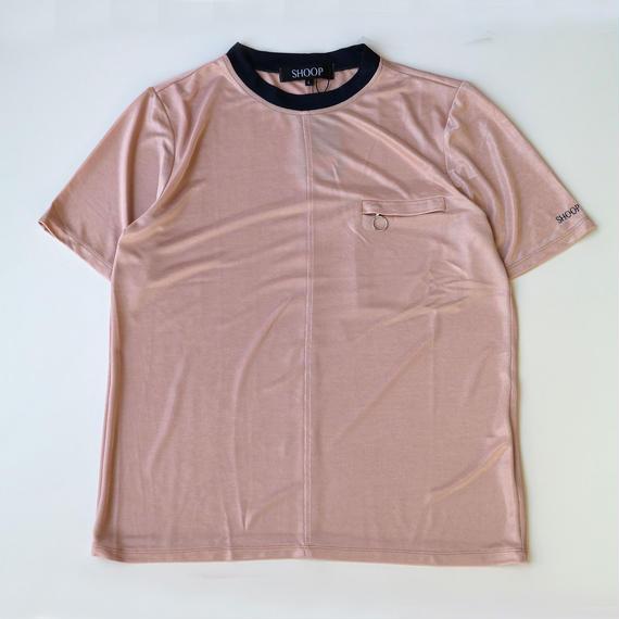 SHOOP   Retro T-Shirt   Nude
