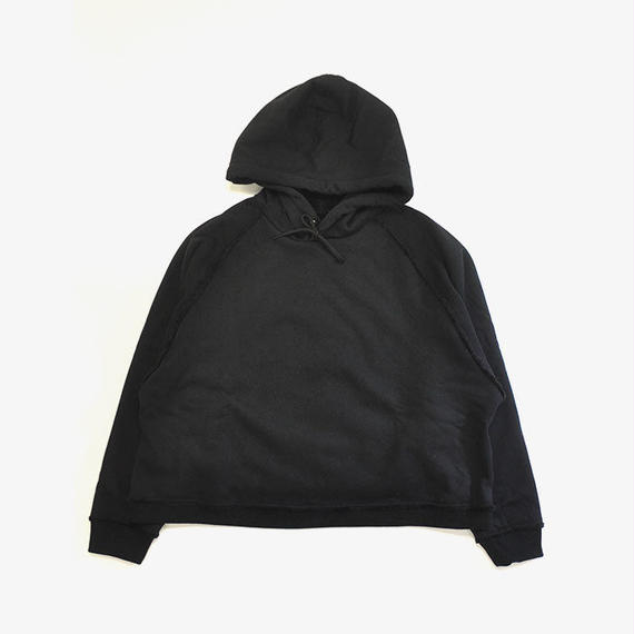 neonsign | MOUTON HOODIE | BLK
