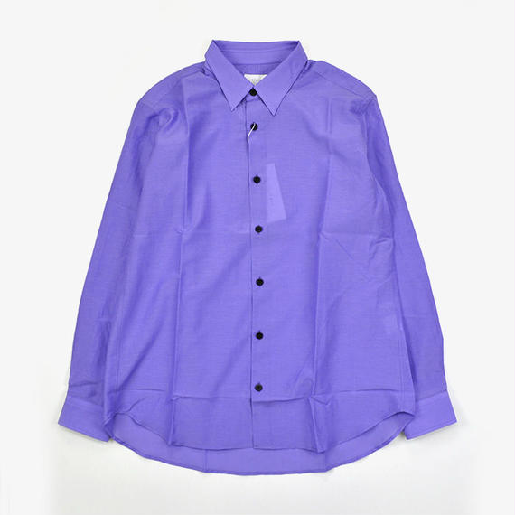 LITTLEBIG | Silk Dress Shirt | Purple