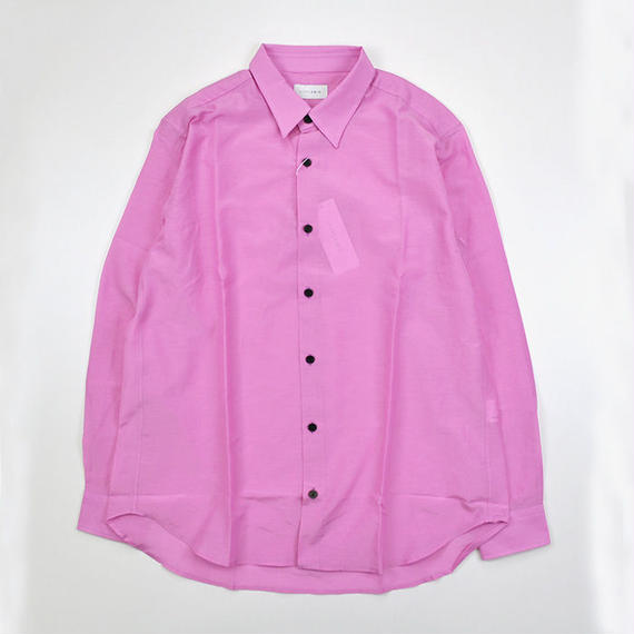 LITTLEBIG | Silk Dress Shirt | Pink
