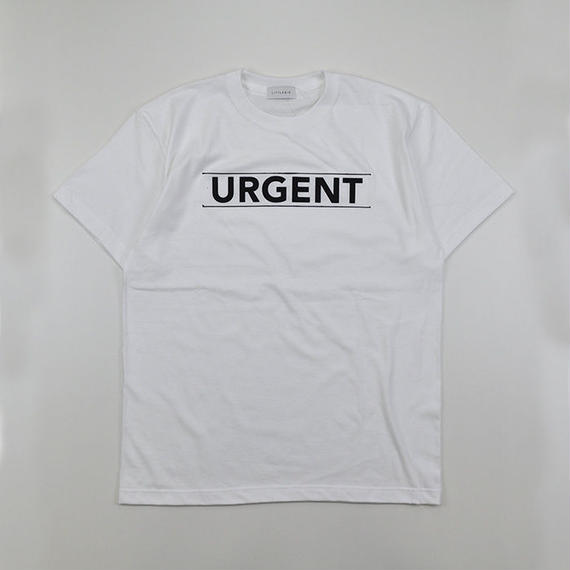 LITTLEBIG | Print T-shirt (URGENT) | White