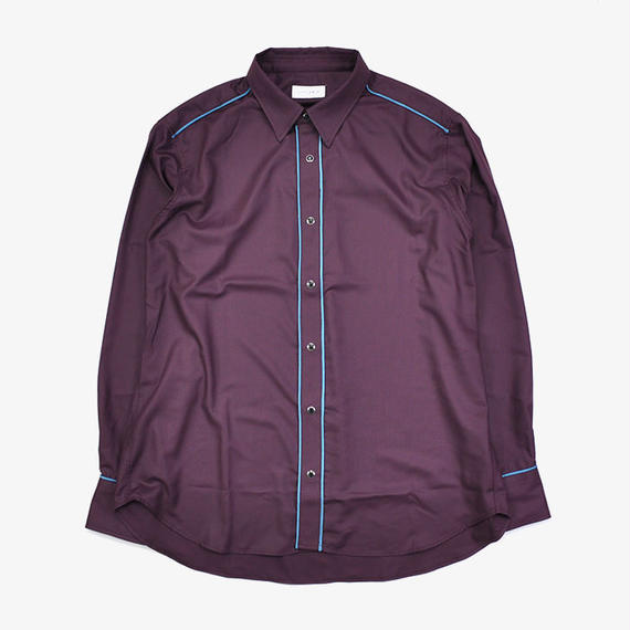 LITTLEBIG | Pipng Shirt | Burgandy