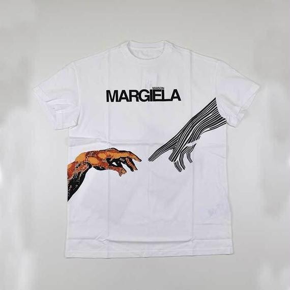 Maison Margiela   PRINT T-SHIRT