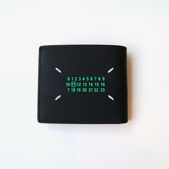 Maison Margiela | LEATHER WALLET | BLACK&GREEN