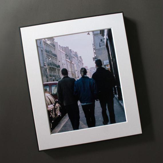 Shiver frame prints
